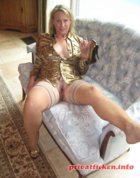 sexy MILF Blondine sucht reale Ficktreffen