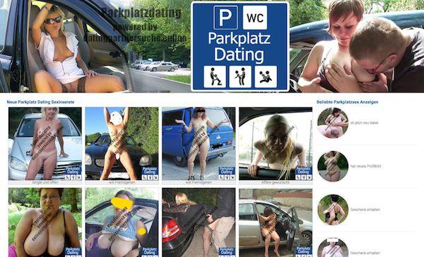 Heute noch ficken beim Parkplatz dating