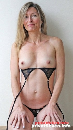 ao blondine privat ficken