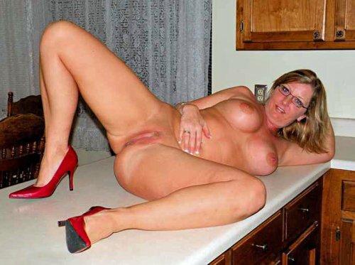 Sexgeile Hausfrau heute noch ficken