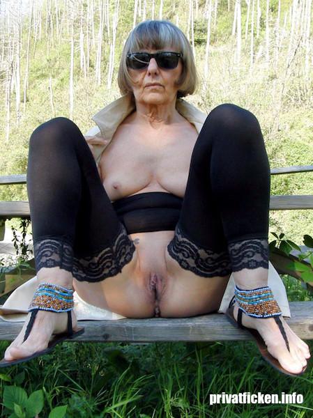reife Frau will gefickt werden